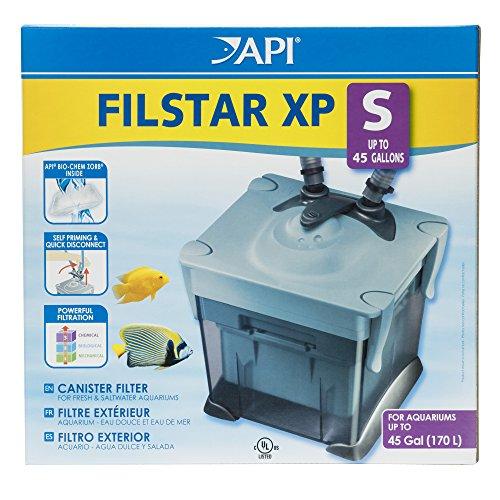 API FILSTAR XP FILTER SIZE S Aquarium Canister Filter 1-Count Box