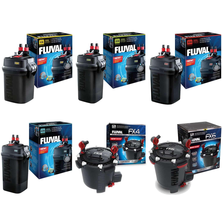 7 Quiet & Reliable Aquarium Canister Filters