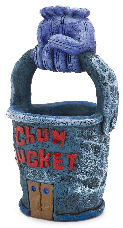 Chum Bucket Aquarium Ornament