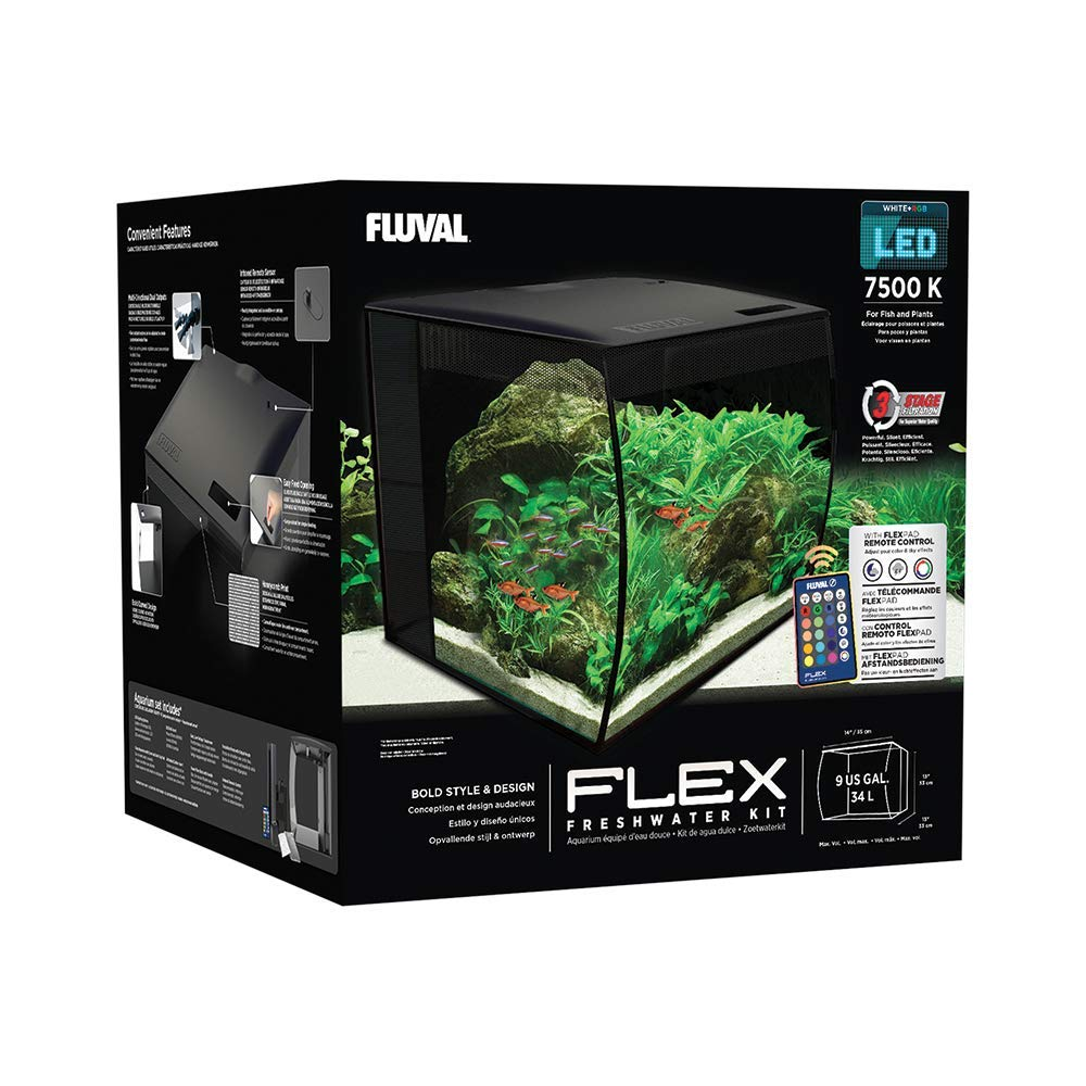 Fluval Flex Nano Aquarium