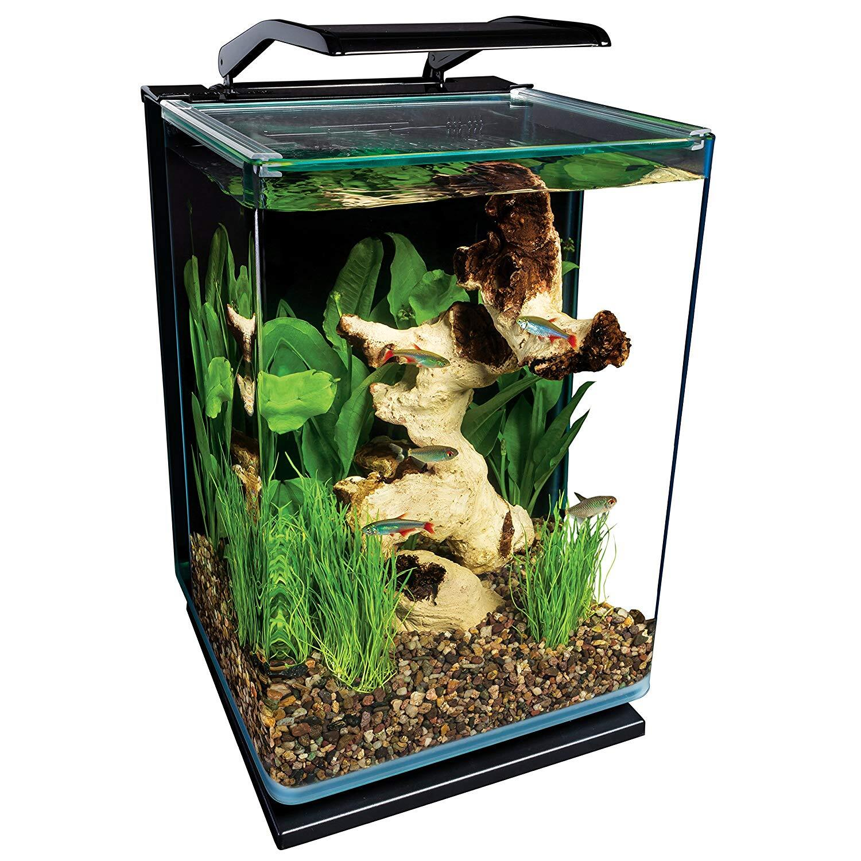 Marineland 5 Gallon Portrait Aquarium Kit