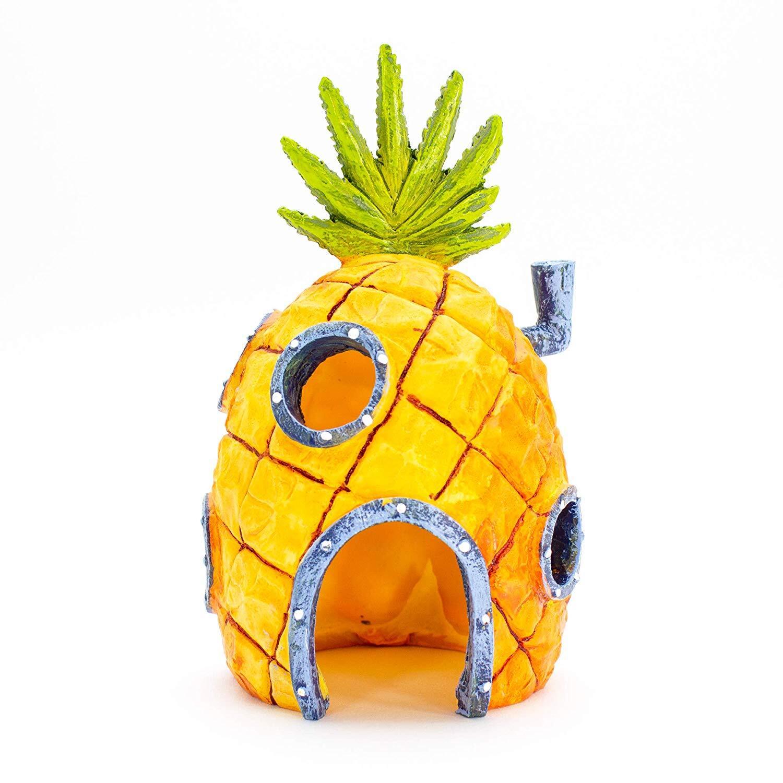 SpongeBob Pineapple House Aquarium Ornament